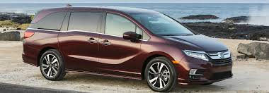 Has Anything Changed For The 2019 Honda Odyssey