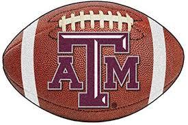 Texas A M Aggies Fanmats Ncaa Texas A M University