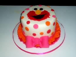 Elmo Smash Cake Cakecentralcom
