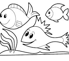 How To Draw Ocean Fish Trustbanksurinamecom