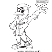 Small Picture PawSox Coloring Pages Pawtucket Red Sox Kids Corner