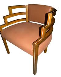art deco era furniture. Art Furniture Kem Weber Style Side Chair | Seating Items Deco Era C