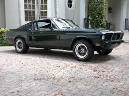1968 Ford Mustang GT S-390 Bullitt - RM Classic Autos