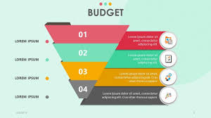 Playful Budget Free Powerpoint Template