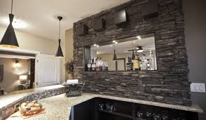 Prissy Inspiration Stacked Stone Wall Interior Architecture