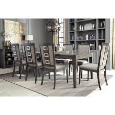 black wood dining room sets. 64 Most Prime Glass Dining Room Table Wood Sets Kitchen Black Set Inventiveness