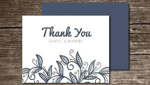 Free Downloads Thank You Cards Free Printable Thank You Card Templates Wedding Graduation Postcard