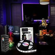 tv accent lighting. led home theater accent lighting kit color changing behind tv light strip glow tv