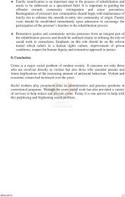 Correctional Services Application Form ARTICLE ROLE OF SOCIAL WORK IN CORRECTIONAL LEVEL PDF 19