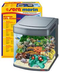 <b>sera</b> marin Биотоп СИД Куб 130 (<b>sera</b> marin Biotop LED Cube 130)