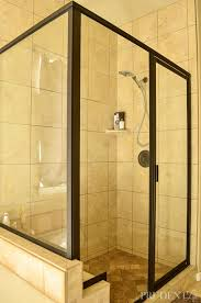 how to clean shower doors with hard water stains how to clean hard water stains off
