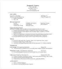 Free Resume Headers Best of Best One Page Resume Format Globalhoodorg