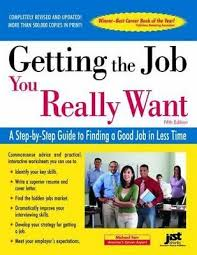 Getting The Job You Really Want 5th Ed Step By Step Guide To Finding A Good Job Ebay
