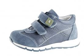 Primigi Toddler Shoes Blue Royal Bluette