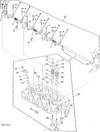 John deere parts diagrams john deere 770 tractor pc2227 cylinder