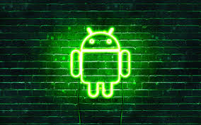 Android Logo Wallpaper 4K (Page 1 ...