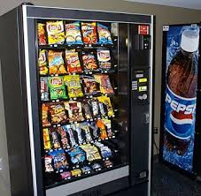 Automatic Products Vending Machine Hack
