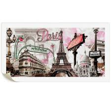 Eiffel Tower Home Decor Accessories Top Home Modern Wall Art Pink Paris Eiffel Towel Decor Romantic 50