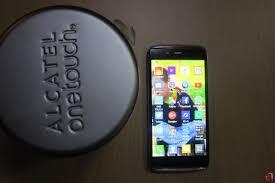 Alcatel Idol Alpha kako nov