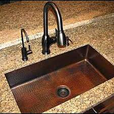 hammered copper kitchen sink ipage info
