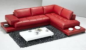 Stylish Sofas Sofas Center Modern Red Sofa Leather Loveseat Living Room Design