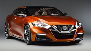 new car releases of 20152016 Nissan Maxima redesign  20152016 NEW CARS