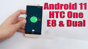 Install Android 11 on HTC One E8 ...