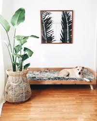 [ Platform Dog Bed ] Littlefun Bedside Platform Dog Bed,Dog