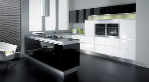 Most Popular Kitchen Flooring Modern White Kitchen Design White Pattern Curtain White Wall