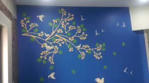 Asian Paints Royale Stencil Designs Asian Paints Royale Play Spring Diaries Stencil Wall Design