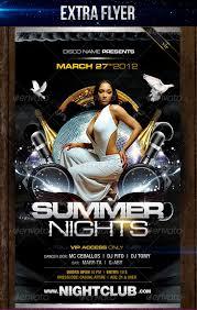 Party Flyer Design Templates - Kleo.beachfix.co