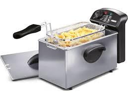 Frietpan reinigen