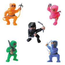 AA Vending Machine Awesome Ninja Fighters AA Global Industries