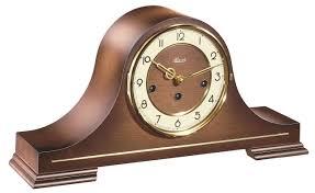 stepney mantel clock by hermle