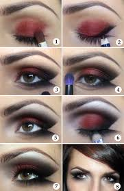 makeup for ideas tutorial lady v black red