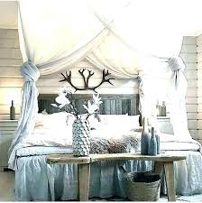 Canopy Bed Curtains Bedroom 4 Poster Best Around Ideas On Four