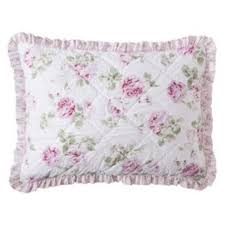Best Shabby Chic Quilts Products on Wanelo & Simply Shabby Chic® Garden Rose Quilted Sham - Standard Adamdwight.com