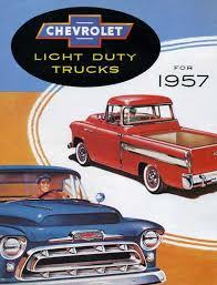 vintage chevrolet truck logo. 1957 chevrolet truck advertisement vintage logo