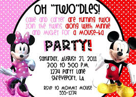 Mickey Mouse Party Printables Free Mickey Birthday Invitations Free Birthday Invitations Free Mickey