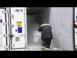 Can these huge freezers help a vaccine rollout? - YouTube