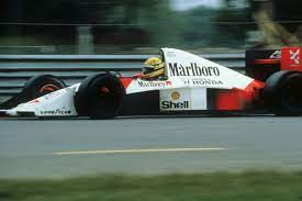 CARANTÄNE-TIPP: SENNAS FAHRTECHNIK, Das Geheimnis von Ayrton Senna