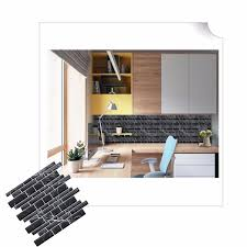 Small Picture Aliexpresscom Buy Mosaic Tile Wall Sticker DIY Kitchen Bathroom