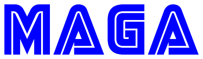 MAGA in Sega's logo font (OC!) : The_Donald