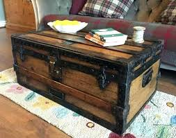 Vintage trunk coffee table Gray Trunk Trunk Tables Trunk Coffee Table Set Trunk Style Coffee Table Set Vintage Trunk Coffee Table Furniture Metal Trunk Trunk Coffee Table Trunk Side Tables Uk Zbippiradinfo Trunk Tables Trunk Coffee Table Set Trunk Style Coffee Table Set