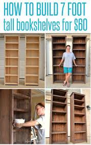 Built In Bookshelf Ideas Best 25 Bookshelf Ideas Ideas Only On Pinterest Bookshelf Diy
