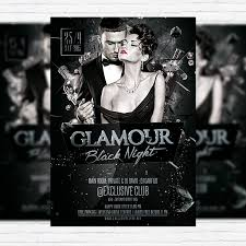 club flyer templates black flyer template black friday flyer template best black friday