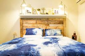 diy bed made from pallets
