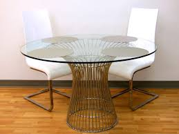 platner style dining table (multiple colorssizes)  designer