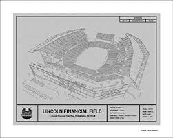 Amazon Com Philadelphia Eagles Lincoln Financial Field