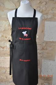 Tablier Cuisine Pas Cher Galerie Avec Tuto Tablier Cuisine